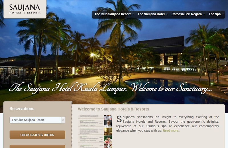 saujana hotels resorts